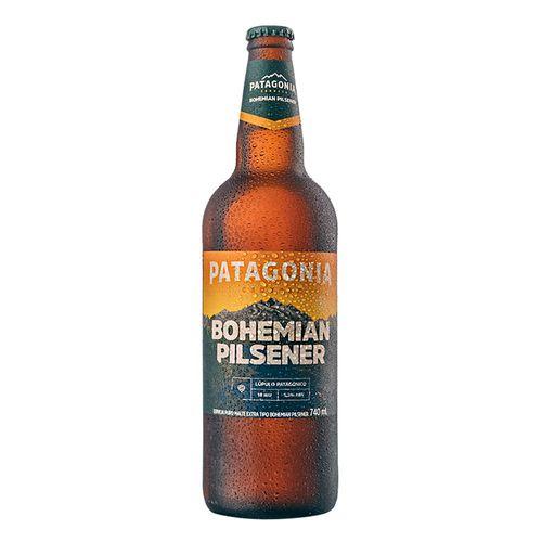 Cerveja Patagonia Bohemian Pilsener