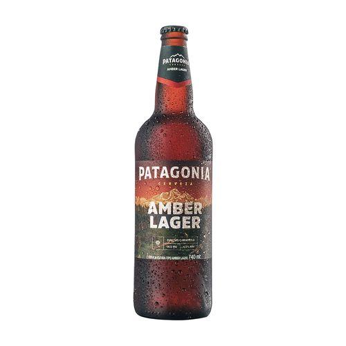 Cerveja Patagonia Amber Lager